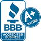 BBB A+ Accredited Businsss